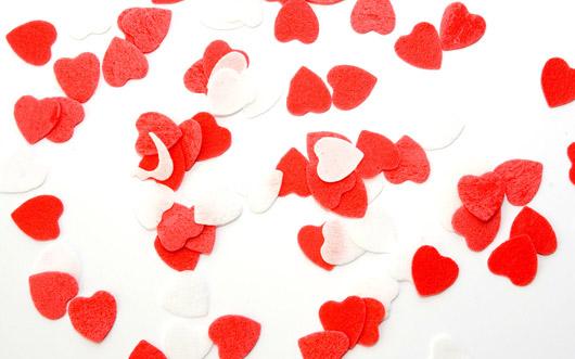 Plenty of Love Hearts