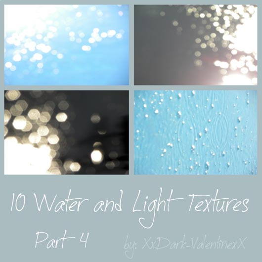 Water-Light Textures Part 4