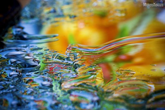 COLORED WATER MACRO STOCK