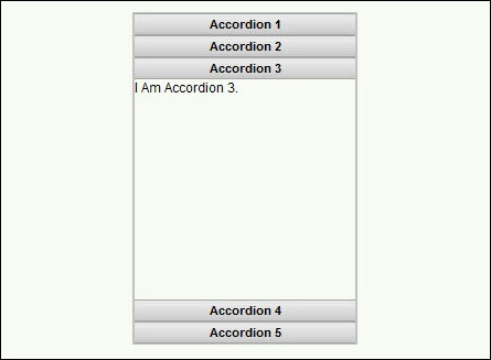 Accordion Menus Javascript And CSS Tutorial
