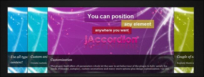 jAccordion